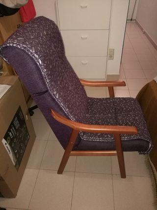 sillón estilo butaca