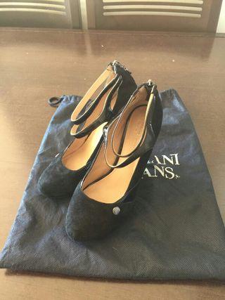 Zapatos mujer armani