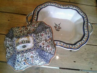 Legumbrera cerámica Portugal