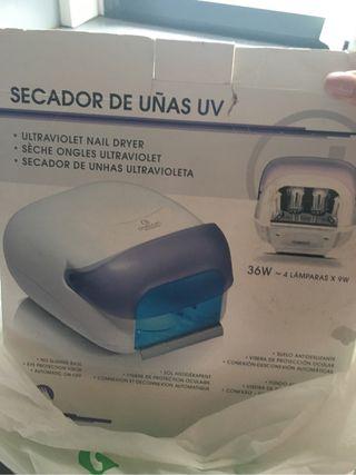 Lámpara de uñas UV DOrleac