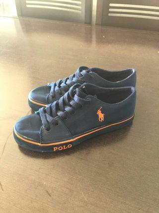 Zapatos hombre ralph lauren