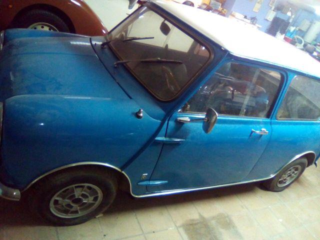 Mini Mini (old Model) 1970