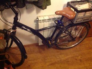 Bicicleta Moma hybrid