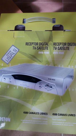 Receptor Digital T boston DVB4500