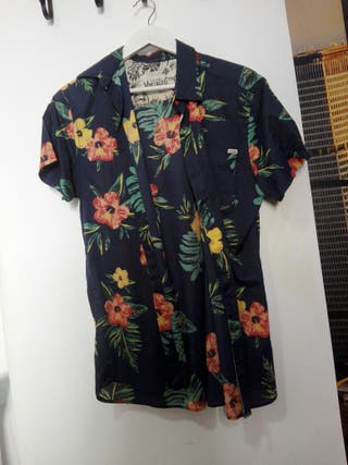 Camisa Vintage Jack and Jones