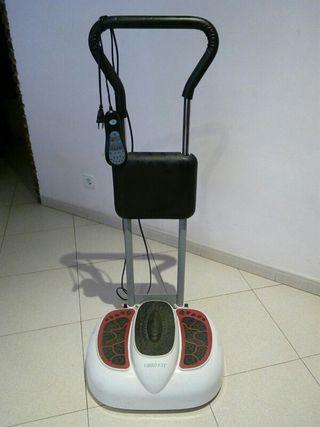 Maquina vibracion fitness