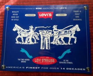 Chapa Levi's
