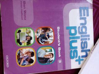 libros ingles Oxford students book+workbook 3 eso
