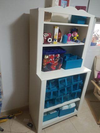 mueble habitacion niño
