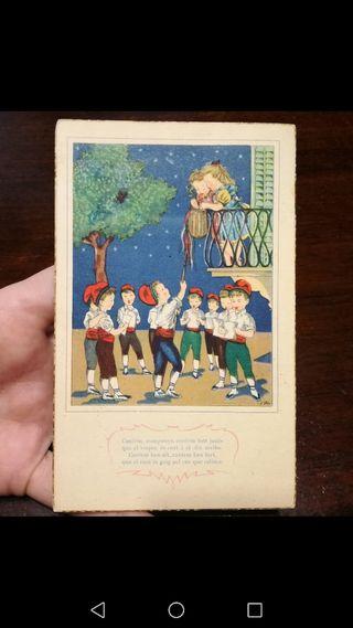 Postal Poemes I Cançons