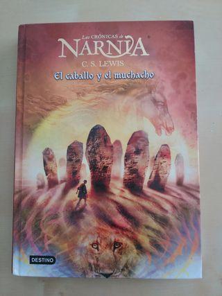 Las crónicas de Narnia. El caballo y el muchacho.