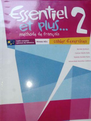 libros francés santillana 2 eso