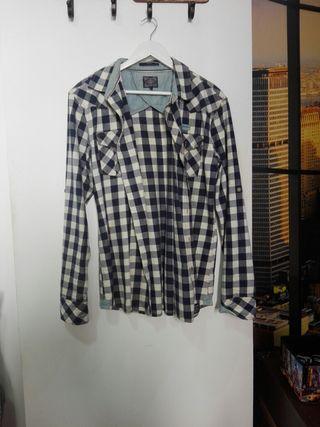 Camisa Sixvalves