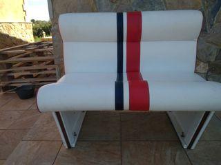 asiento para semirrígida