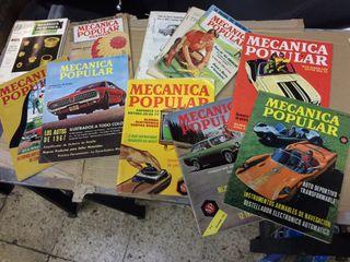 10 revistas mecanica popular