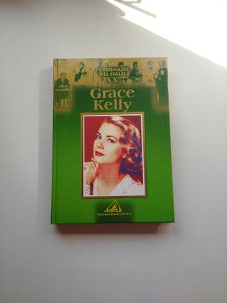Libro Grace Kelly