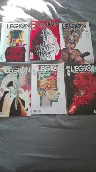 Comics Legion. Marvel.