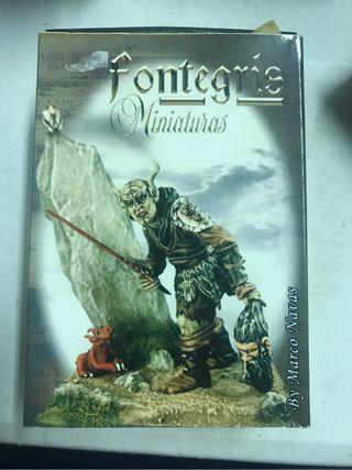Krakor, Ork Mercenary Fontegris