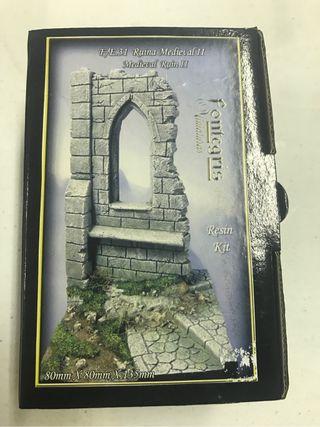 Ruina medieval 2 fontegris