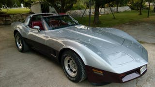 Chevrolet Corvette 1982