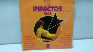 Disco vinilo 12 Impactos Vol 1