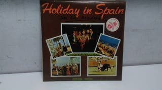 Disco vinilo Holiday in Spain