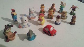 Figuras de Roscon de Reyes Porcelana