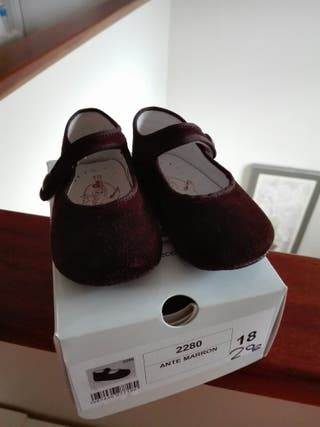 zapato dbebe