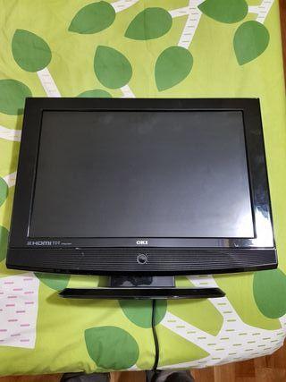 """Tv monitor 19"""" OKI"""