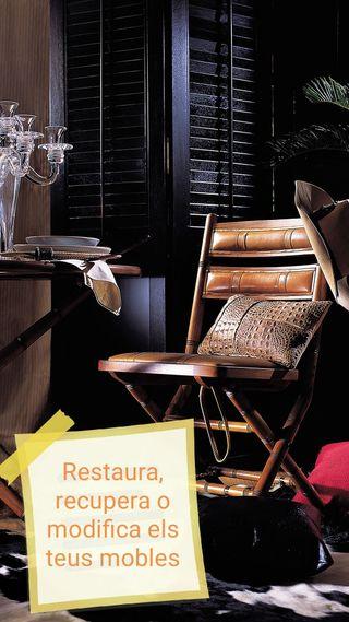 Restauraci n y tuneo de muebles en salt wallapop for Wallapop lleida muebles