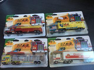 Camiones guisval Años 80,maisto,hot wheels majorette,sólido,Matchbox pilen,majorette,rico,paya