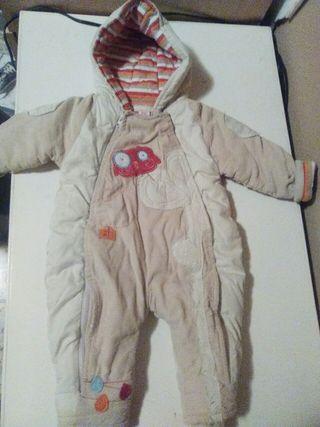 buzo bebe de 68cm invierno