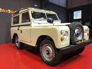 Land Rover santana 1979 completamente restaurado