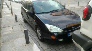 Ford Focus td 2000 itv, recién pasada