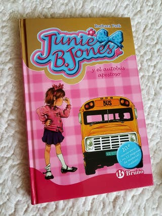 Libro: JUNIE B. JONES