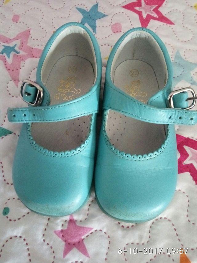 Zapatos niña t22