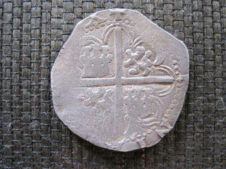 4 Reales Sevilla moneda de plata
