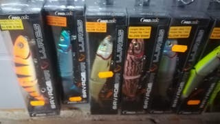 peces sabage gear