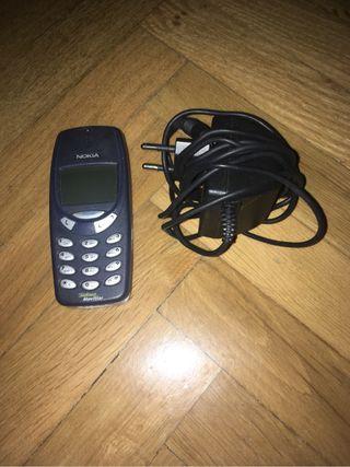 Nokia 3310 + cargador