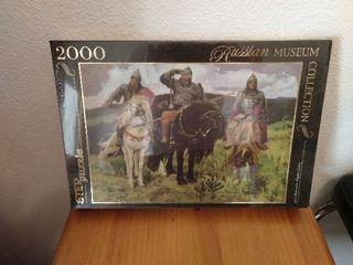 puzzle 2000 piezas(varios modelos)