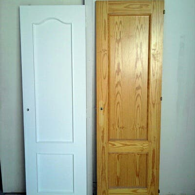 Lacar puertas, armarios. Pintar pisos, alisar... de segunda mano por ...