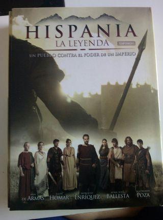 Hispania. Primera Temporada