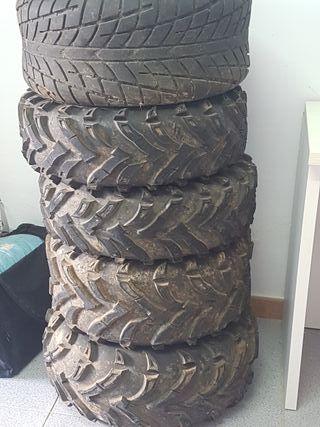 ruedas completas de buggy