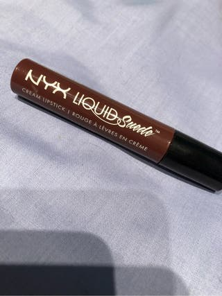 NYX suede labial mate