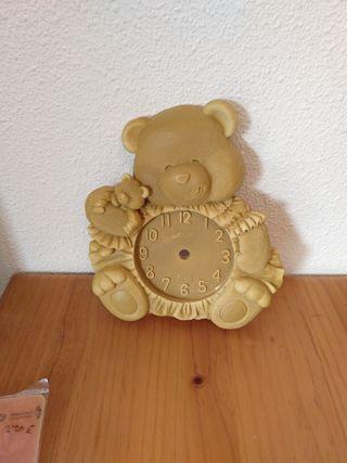 reloj de pared infantil(dos modelos)