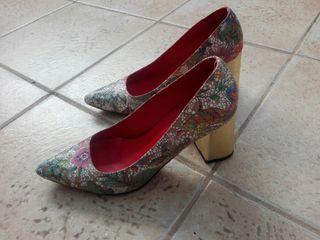 Zapatos de salon mujer