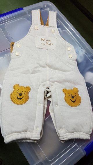 mono bebe winnie the pooh