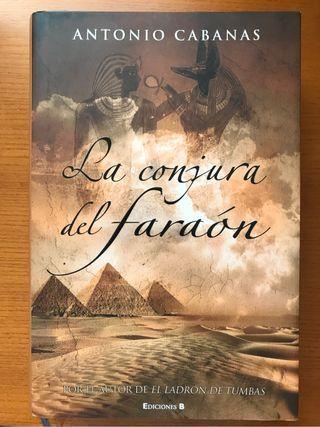 La conjura del faraón