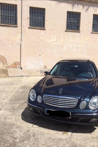 Mercedes-Benz Clase E 320 Elegance