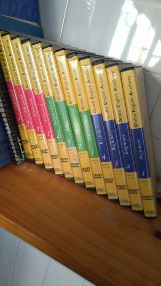 libros y CD's Inglés
